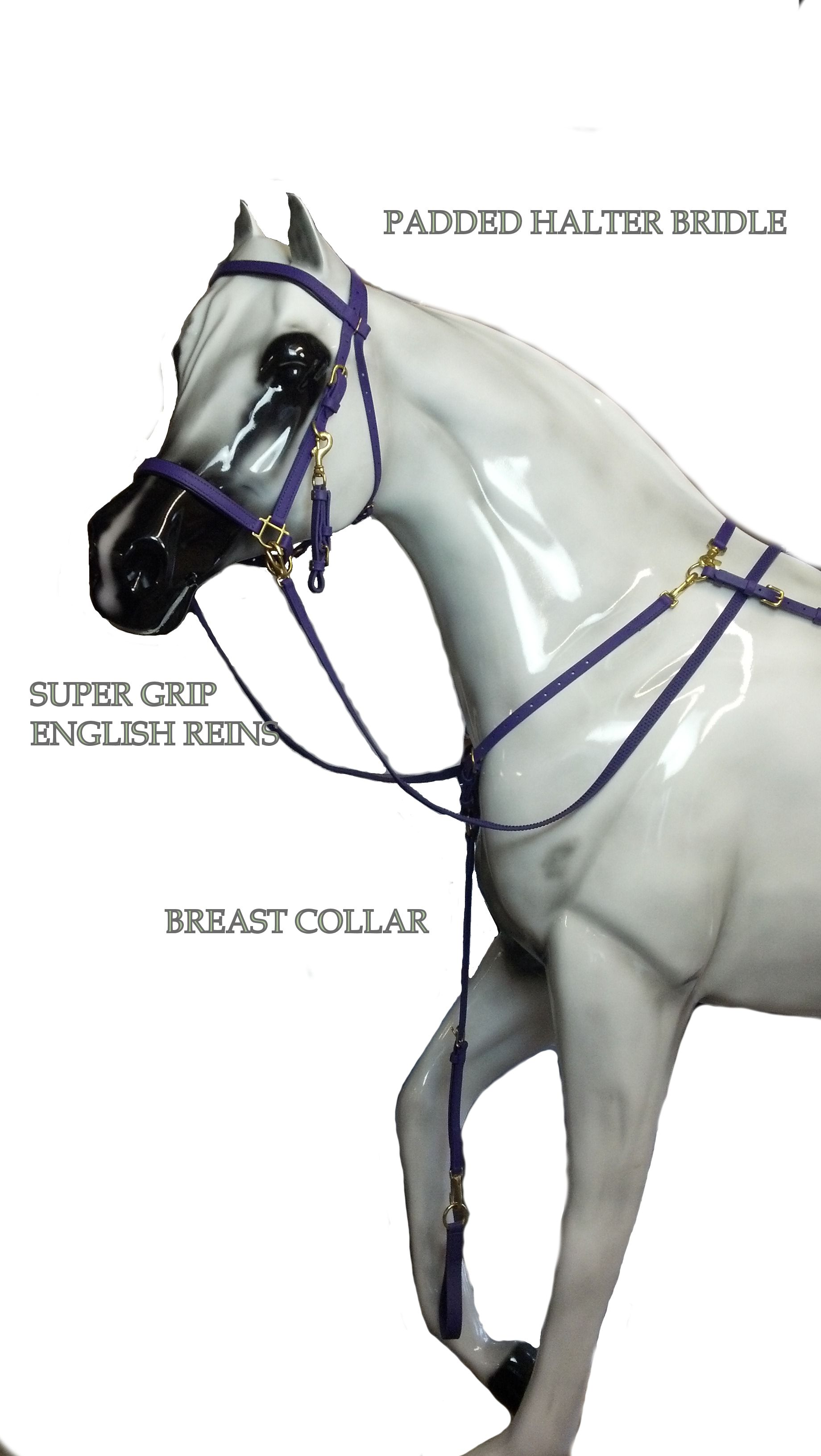 Breast Collars/Plates