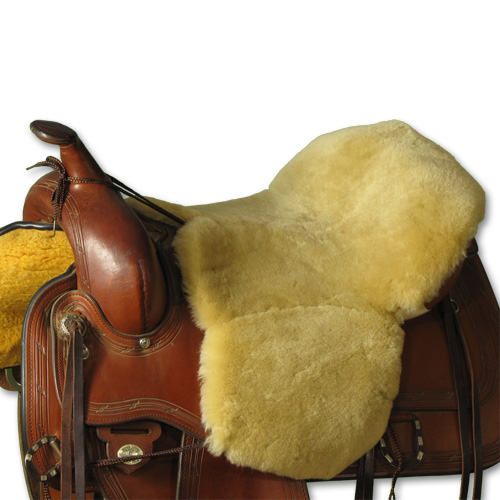 JMS Sheepskin  Saddle Seat  Cushions