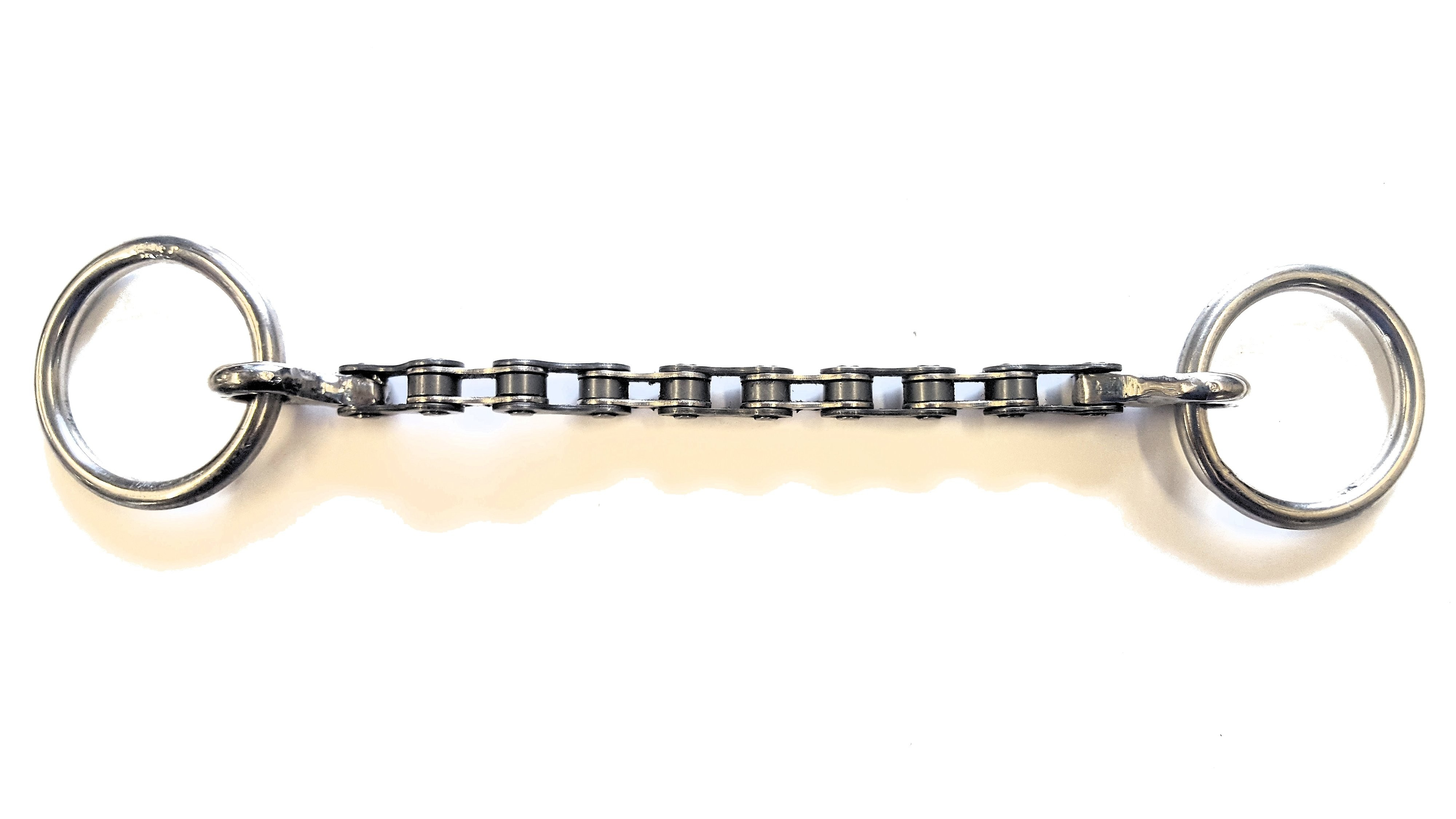 "3/8"" Bicycle Chain Bradoon Loose Ring"