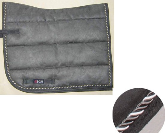 Eous All Purpose Technical Pad Grey-Silver