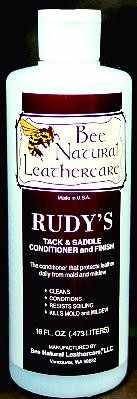 Rudy's Tack & Saddle Conditioner
