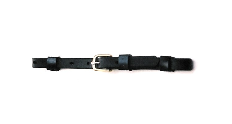 Draw Strap w/Center Buckle Cavesson Strap - Stainless Steel