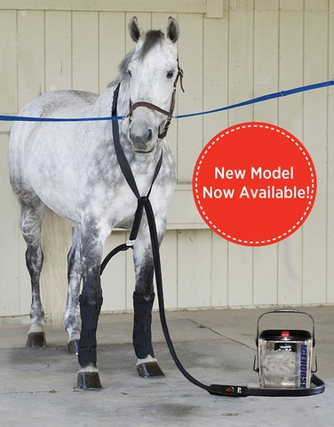 ICE HORSE ™ TRAINER Continuous Flow Cold Water Therapy System