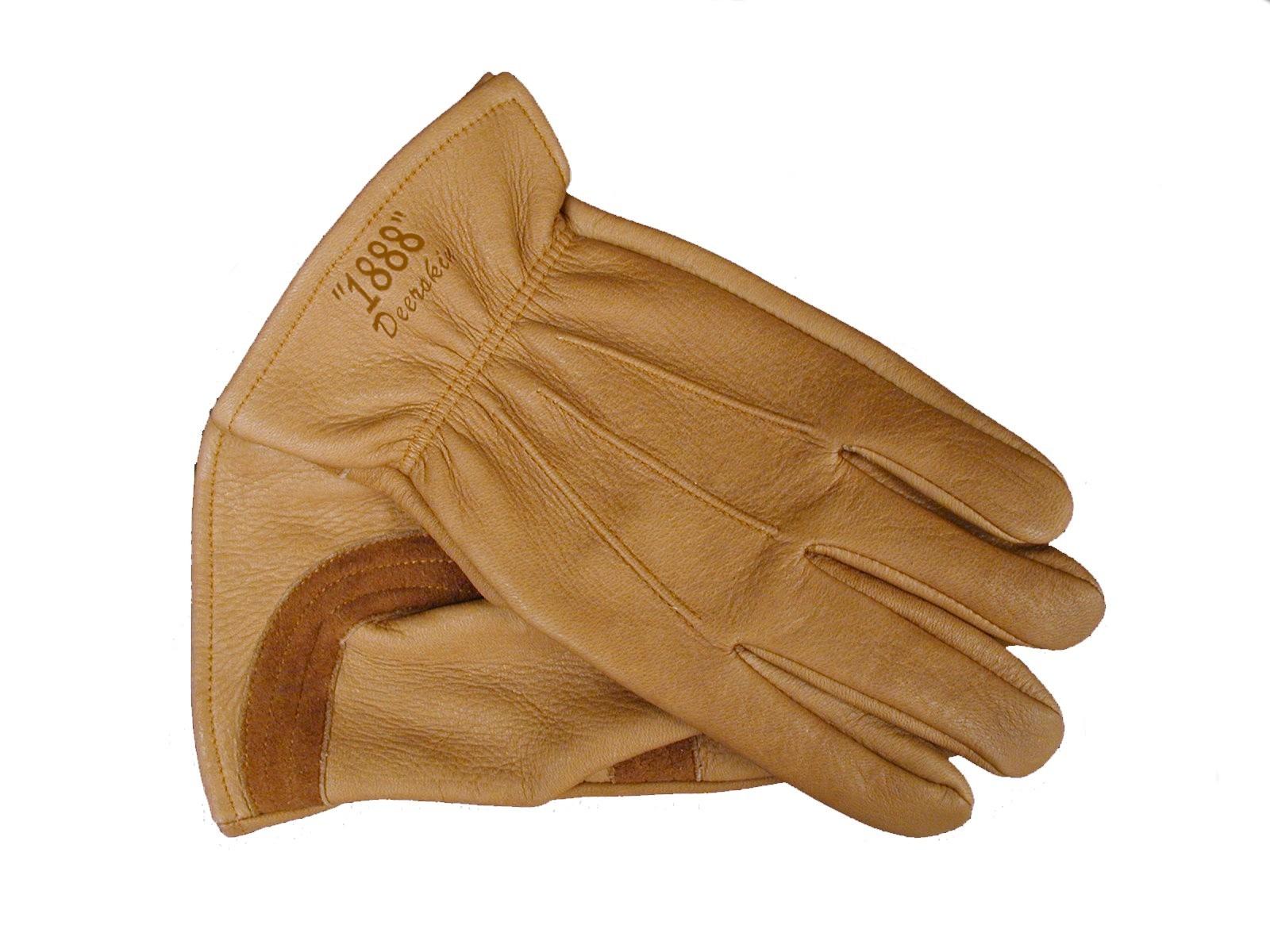 Tuff Mate  1888 Western Style Grain Deerskin Gloves