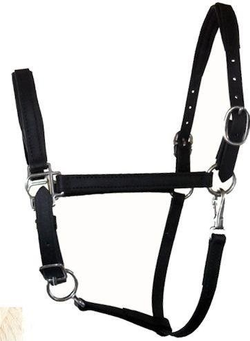 "5/8"" Beta Halter without Side Snap"