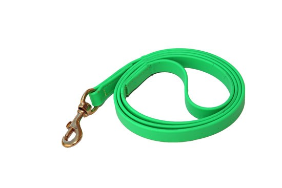 "60"" Dog Leash - Lime Green"
