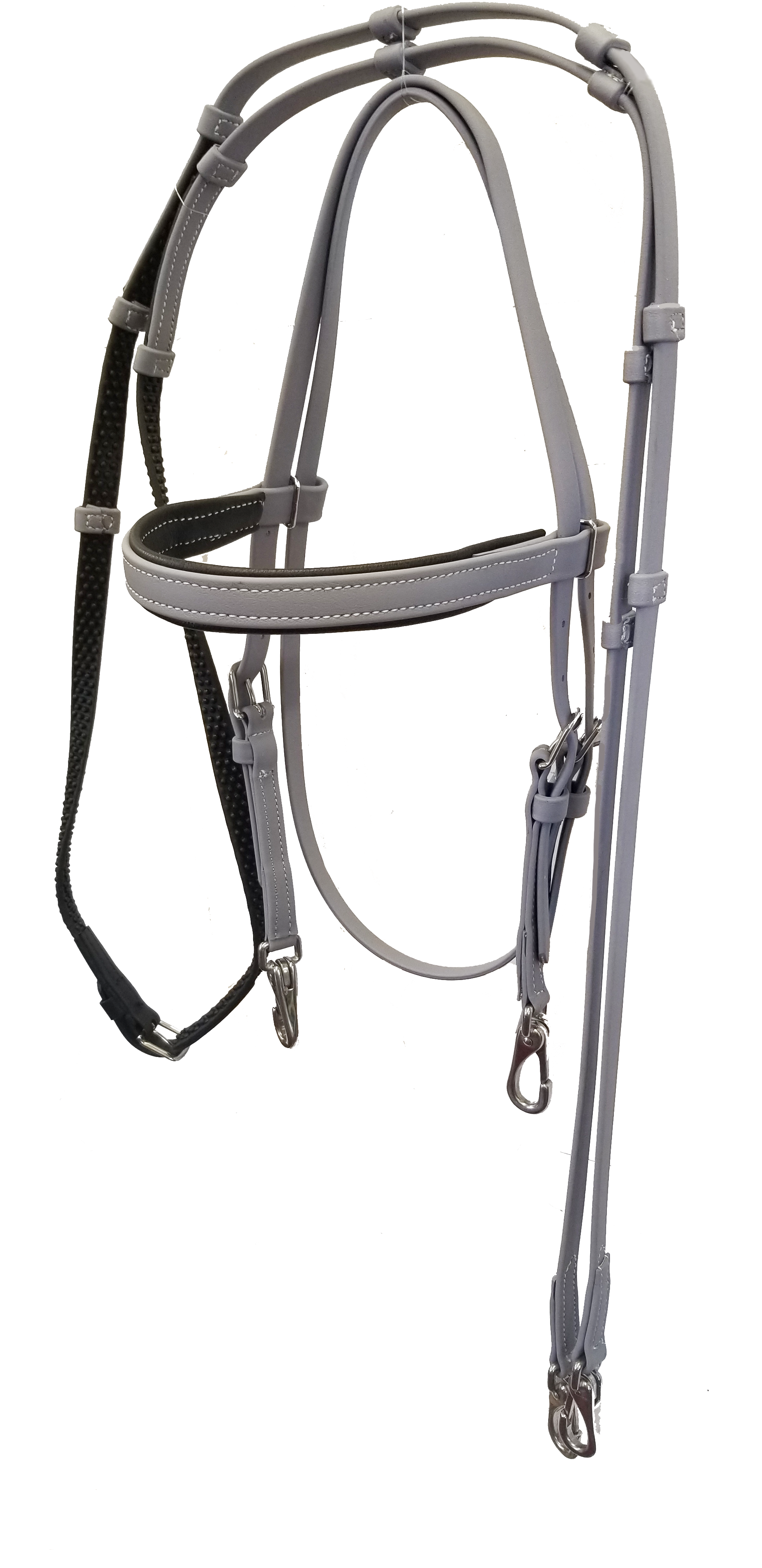 Beta Training Headstall with Padded Brow Band
