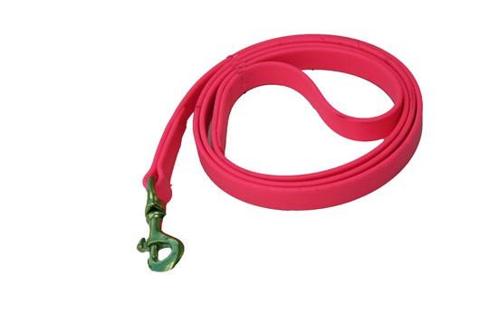 "60"" Dog Leash - Hot Pink"