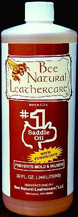 Bee Natural Leather Care #1 Saddle Oil