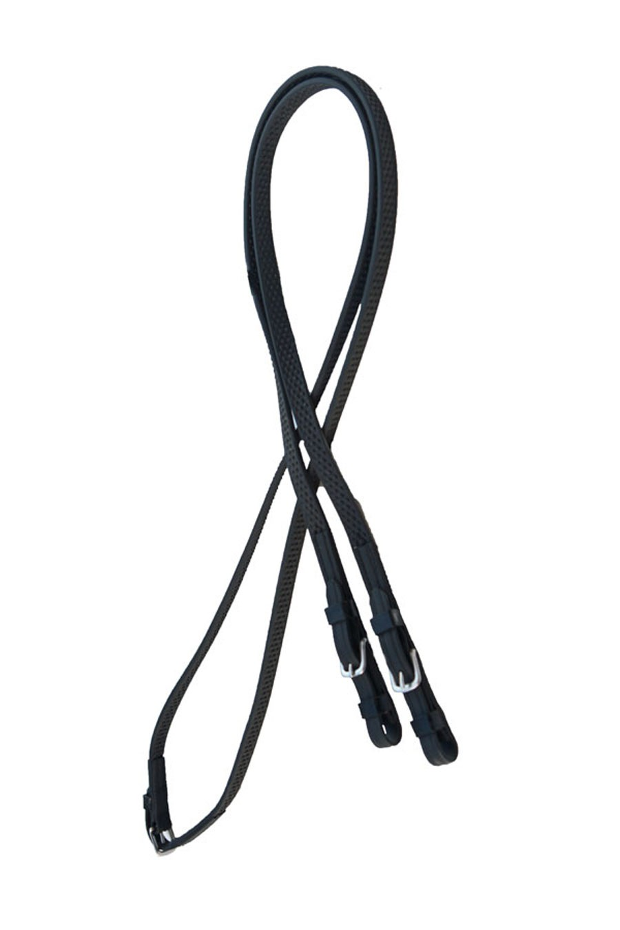 """Super Grip English Reins with Buckles 5/8"""" Wide  Available in many colors."""