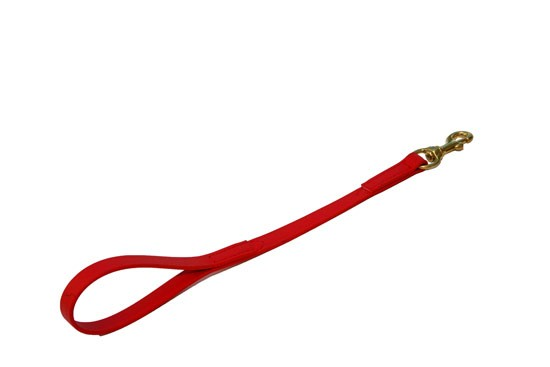 "18"" Dog Leash - Red"