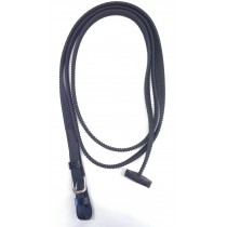 Super Grip Schooling & Show Lead 10' Stainless Steel on Buckle