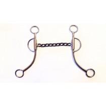 Chain Mouthpiece C-Shank Reiner Bit