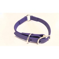 "3/4"" Dog Collar with Middle Ring"
