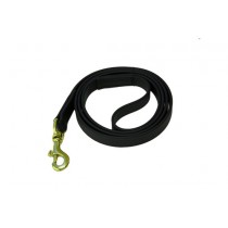 "Beta  Dog Leashes - Black. 36"", 48"", 60"" and 72""  Lengths"
