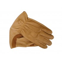 Tuff Mate Western Style Grain Deerskin Lined Gloves
