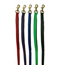 Padded Stable Lead    Many color choices