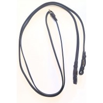 "1/2"" LEATHER ENGLISH REINS WITH BUCKLES"