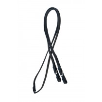 Super Grip English Reins with Buckles  Available in many colors.