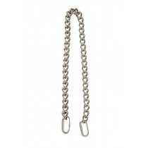 4.0 World's Finest Silver-Plated Solid Brass Show Chain